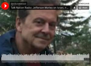 Jefferson Morley on Talk Nation Radio