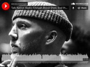 Simon Black and Mary-Wynne Ashford on Talk Nation Radio