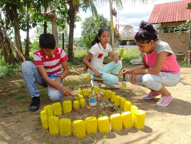 (Photo: Fundación Escuelas de Paz)