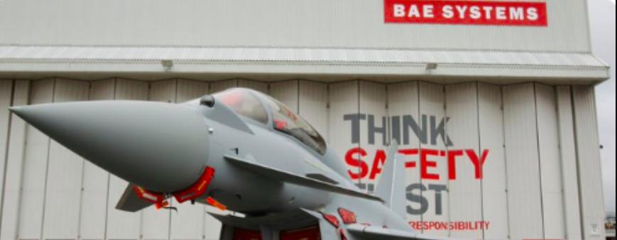 BEA military airplane