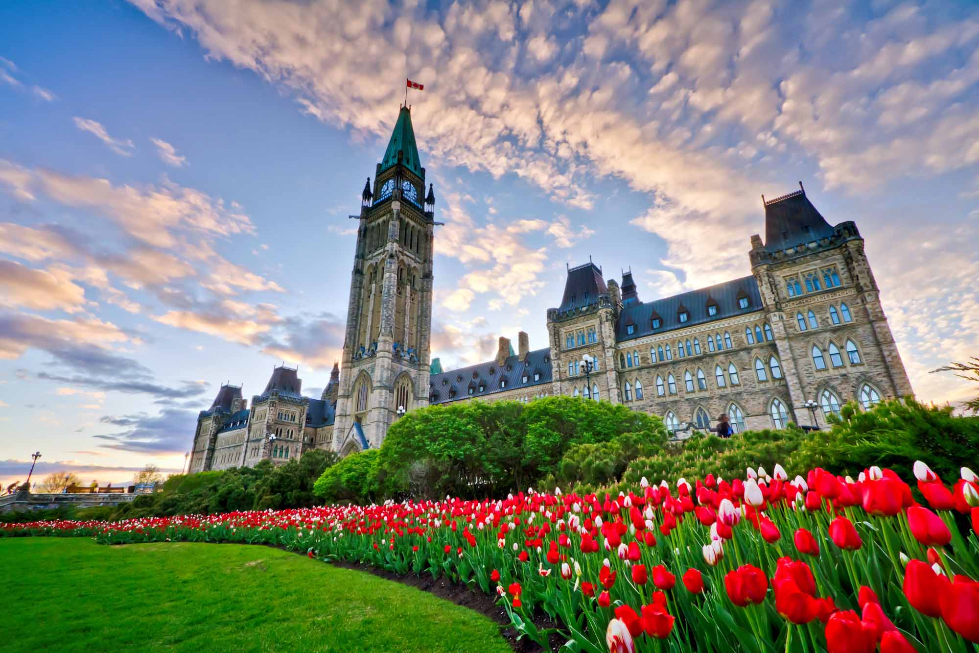 La capital de canadá
