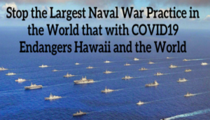 Grafik aus Hawaii Frieden und Gerechtigkeit