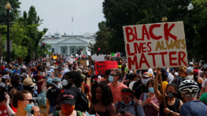 Black Lives Matter Junio ​​2020 - Kredito CODEPINKI