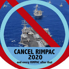 Pacific Peace Network calls for cancellation of RIMPAC wargames in Hawai'i