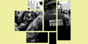 Desinanciar a los militares