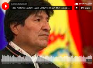 Jake Johnston en Talk Nation Radio