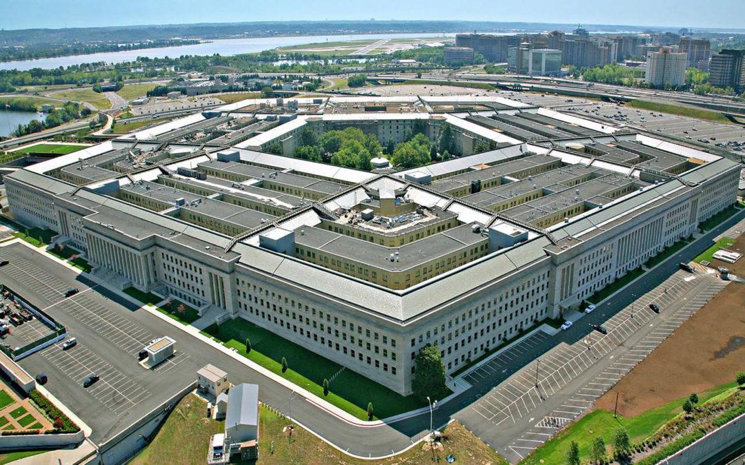 Pentagon Gebäude