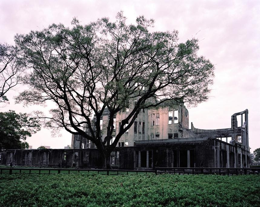 Atomic Bomb Dome, formerly Hiroshima Prefectural Industrial Promotion Hall