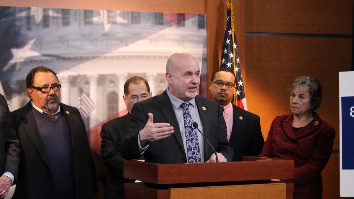 US Congress Rep. Mark Pocan
