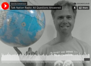 David Swanson im Talk Nation Radio