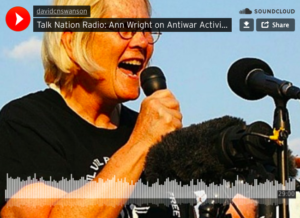 Ann Wright on Talk Nation Radio