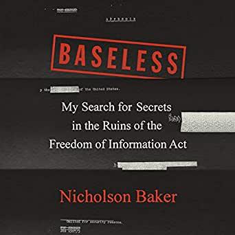 Baseless by Nicholson Baker