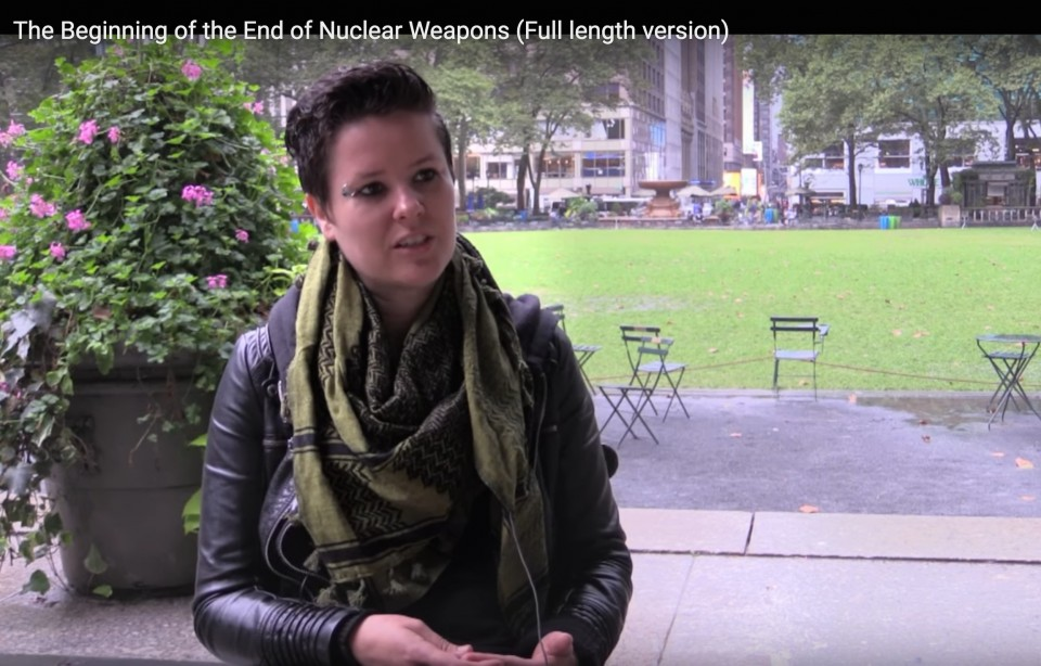 Beginning of the End of Nuclear Weapons - movie