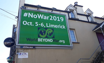 WBW 2019 conference billboard