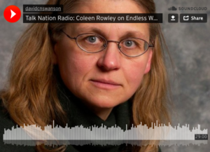 Coleen Rowley on Talk Nation Radio
