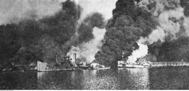 Explosion in Bari, Italy