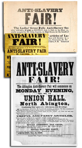 Abolitionist Christmas Posters