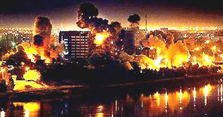 Bombing of Baghdad