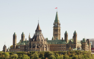 Regierungssitz in Kanada