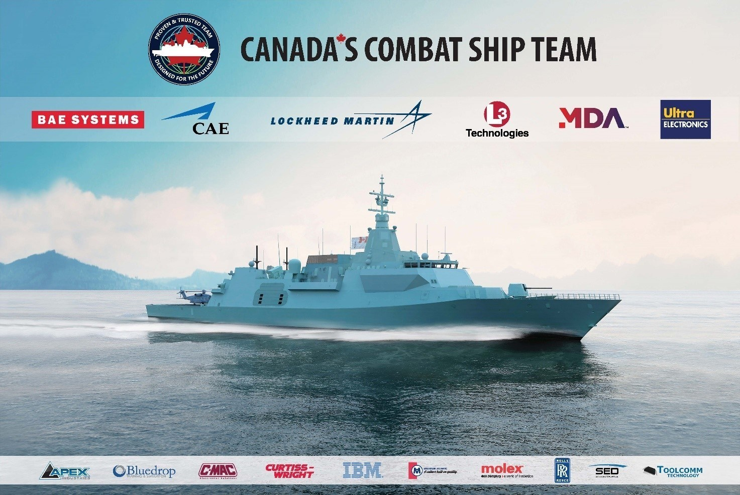 Canada's combat ship program