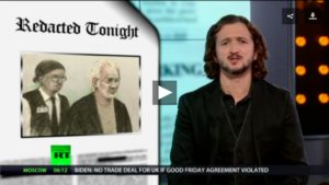 Lee Camp on Redacted Tonight