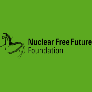Nuclear Free Future Foundation logo