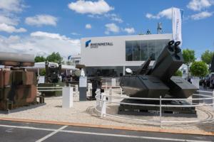 Planta de defensa de Rheinmetall