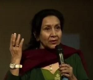 Suman Khanna Aggarwal of Shanti Sahyog