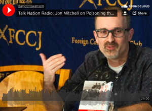 Jon Mitchell on Talk Nation Radio