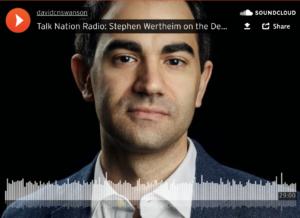 Stephen Werthein en Talk Nation Radio