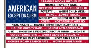 USA Exceptionalism