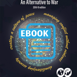 A Global Security System: An Alternative to War – 2018-19 Edition (ebook formats)